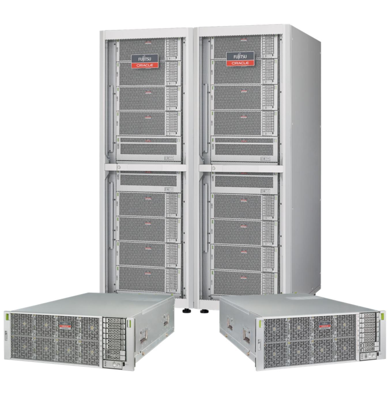 Fujitsu SPARC64 XII
