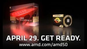 AMD Radeon VII 50th-Anniversary-Edition