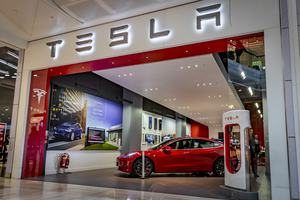 Tesla Store London
