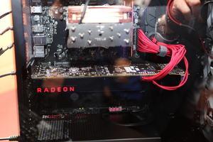 AMD RYZEN Tech Day Vega
