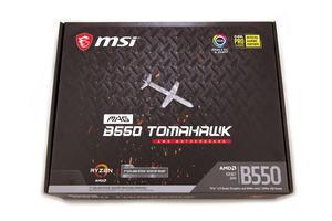 MSI MAG B550 TOMAHAWK
