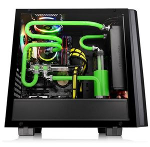 Thermaltake View 21 TG RGB Plus und View 71 TG RGB Plus