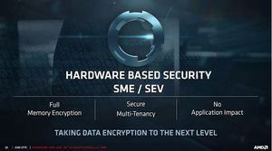 AMD Epyc Secure Encrypted Virtualization