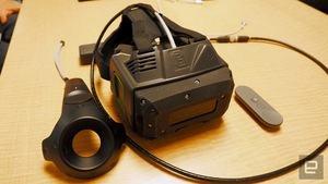 GameFace VR Headset