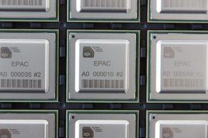 EPI EPAC RISC-V Testchip