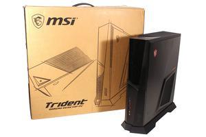 MSI Trident X im Test