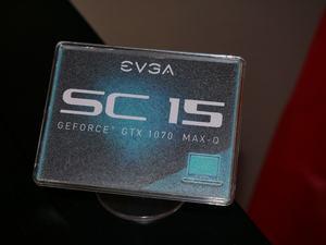 EVGA SC 15 mit Coffee Lake H