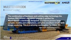 AMD Radeon Pro W6000-Serie