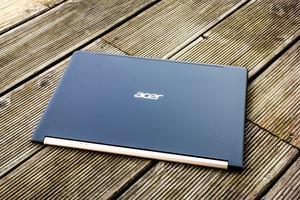 Acer setzt beim Swift 7 auf Aluminium, Glas und ein eigenständiges Design