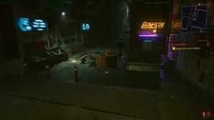 Cyberpunk 2077 - Niedrig