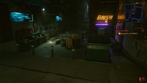 Cyberpunk 2077 - Hoch