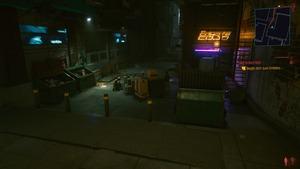 Cyberpunk 2077 - Mittel