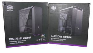 Cooler Master MasterCase MC600P und MasterCase MC500M