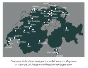 Schweizer ISP bietet 10 GBit/s