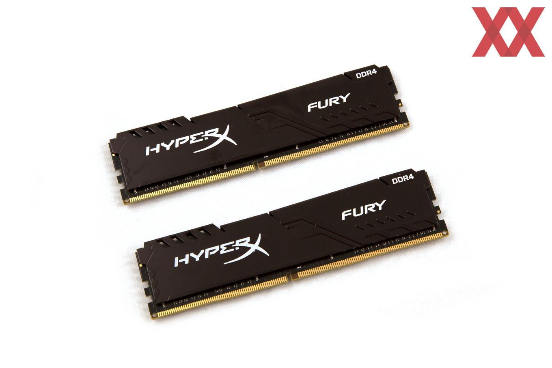 Kingston HyperX Fury DDR4-3600