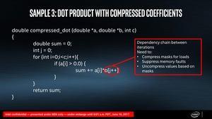 Intel Core-X-Familie Pressdeck