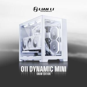 Lian Li O11 Dynamic Mini Snow Edition