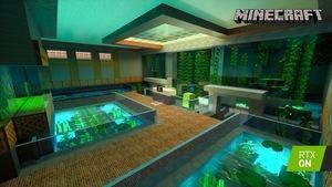 Minecraft RTX