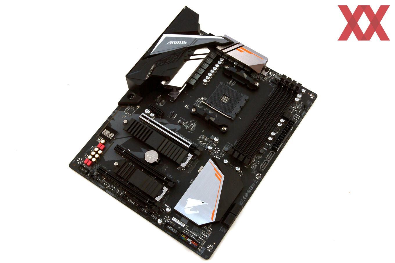 Das Gigabyte B450 AORUS Pro im Überblick.