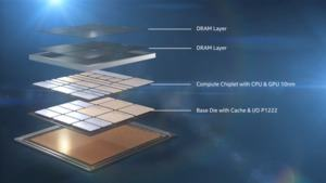 Intel Lakefield-SoC im Video