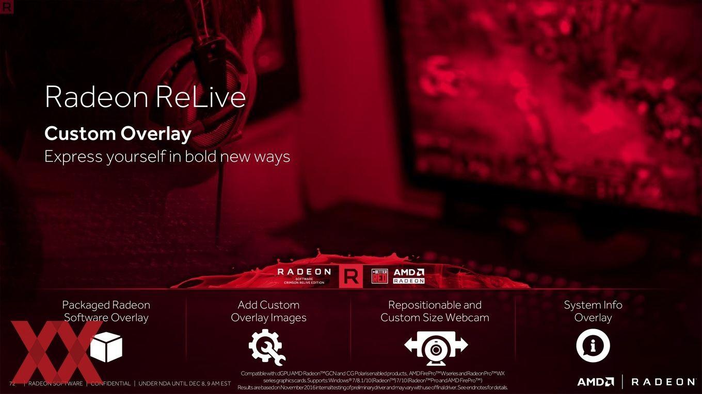 AMD Radeon Software Crimson ReLive Edition vorgestellt - Hardwareluxx