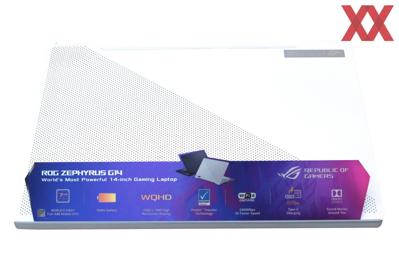 ASUS ROG Zephyrus G14 mit AMD Ryzen 9 4900HS im Test