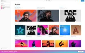 Apple Music im Browser