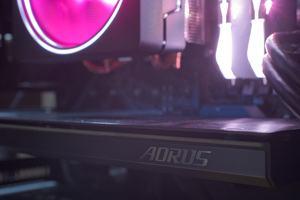 Gigabyte Aorus RAID SSD 2 TB (PCIe)