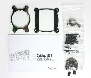 Fractal Design Celsius S24 und Celsius S36