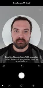 Mit dem Samsung Galaxy S9+ feiern einfach zu erstellende AR-Emojis ihre Premiere