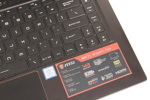 MSI GS65 Stealth Thin 8RF im Test
