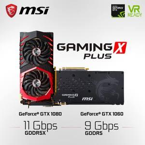 MSI Gaming X Plus Serie