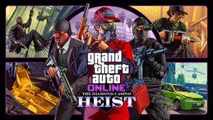 GTA 5 Heist