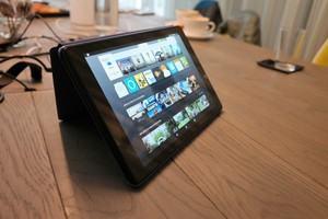 Amazon Fire HD 10: Das neue Modell bietet ein höher auflösendes Display, mehr Leistung und einen größeren Speicher