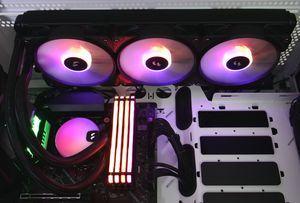 Fractal Design Lumen S24 RGB und Lumen S36 RGB