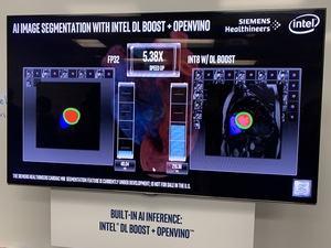 Demos zu Intels Cascade-Lake-Xeons