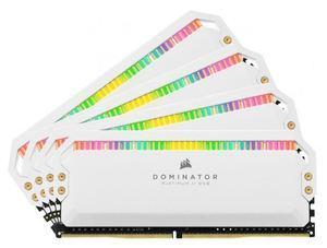 Corsair Dominator Platinum RGB White Edition