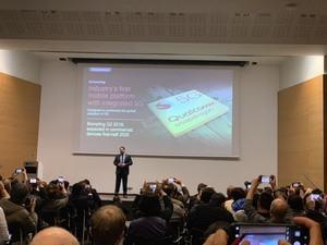 Qualcomm will bald den ersten SoC mit integriertem 5G-Modem liefern