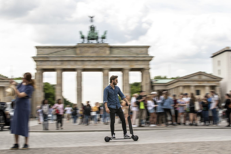 Scootern mit dem Audi e-tron | Auto | Motorsport