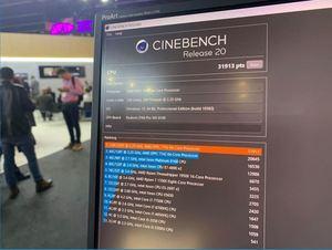 AMD EPYC 7742 Cinebench V-Ray Benchmarks