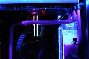Stryder - Cyberpunk Case Mod