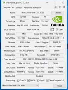GPUz und CPUz zum PCZentrum Vulkan R6