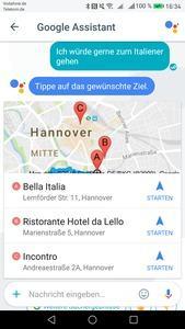 Der Assistent in Google Allo entpuppt sich als hilfreich, der Messenger selbst ist jedoch überflüssig
