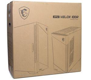 MSI MPG Velox 100R
