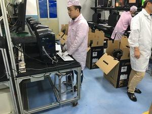 Fabrikbesuch bei MSI in Shenzhen