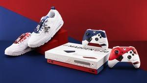 Nike x Madden NFL 20 Xbox-One-X-Konsole