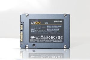 Samsung SSD 870 QVO 2 TB