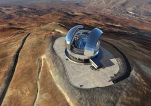 European Extremely Large Telescope