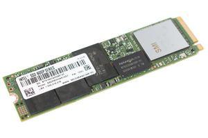 Die Intel SSD 600p im M.2-Format.
