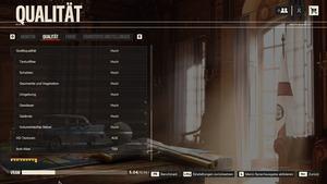 Far Cry 6 - Einstellungen